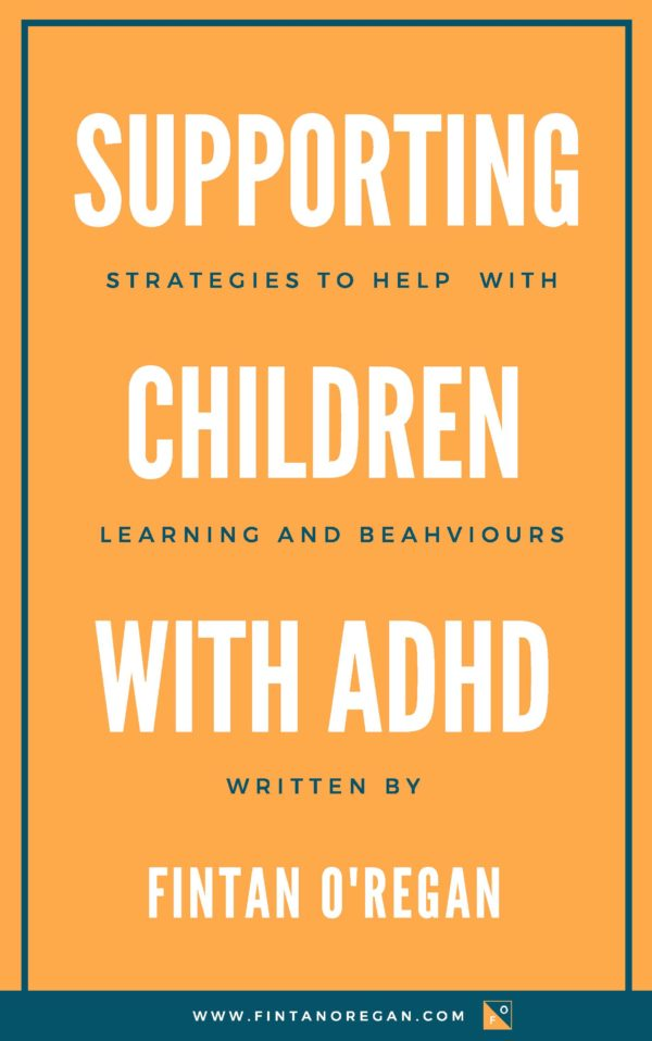 Supporting Children with ADHD - Cover