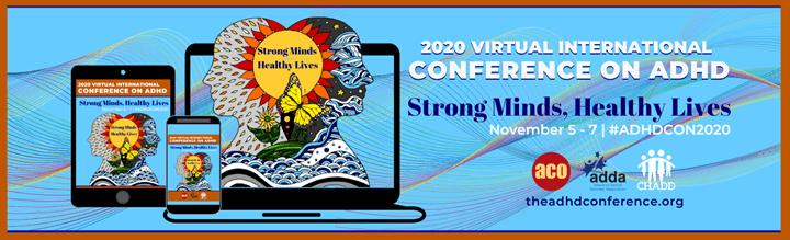 2020 Virtual International Conference on ADHD